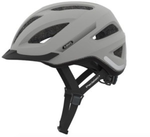 Speed Pedelec helm ABUS Helm Pedelec+ Silver
