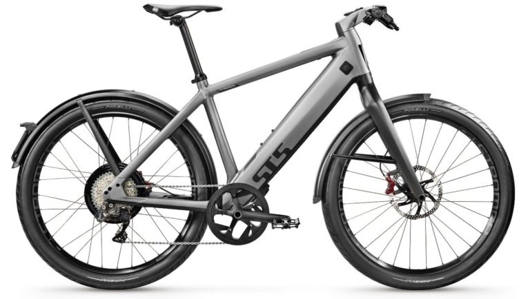Review Stromer st5