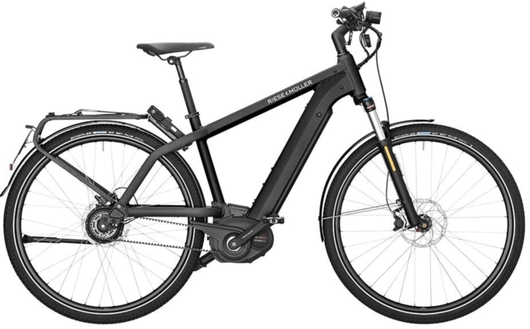Riese & Müller Charger Vario 45km