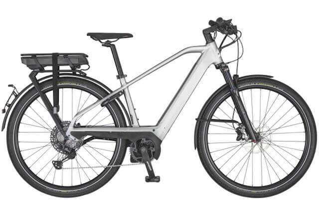 Scott e bike review eride 10 2020