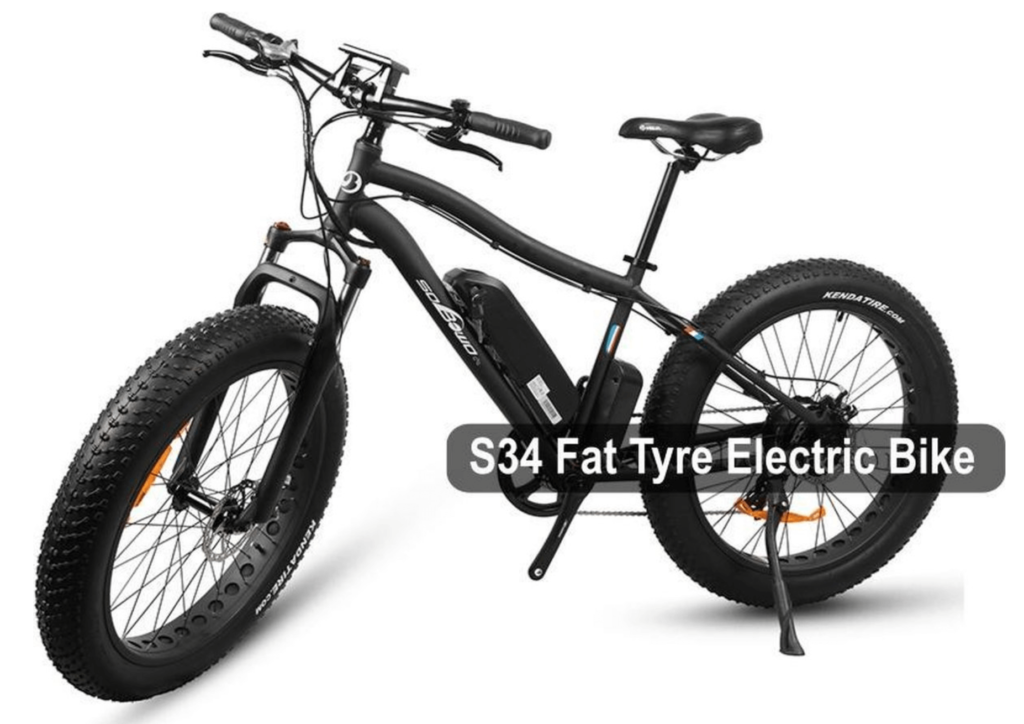Speed pedelec mountainbike Electrische fatbike 26 inch