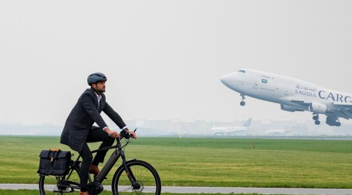 fietsforenzen schiphol