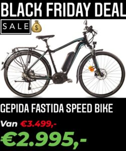 Gepida Fastida Speed Bike